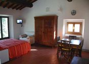 Tuscan holiday apartment 1