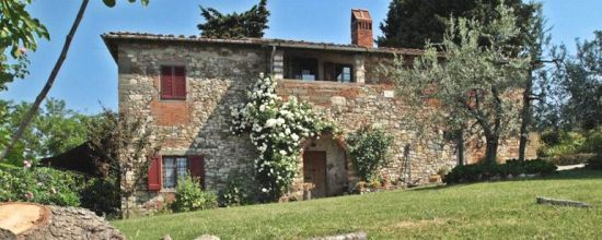 Ancora del Chianti Bed and Breakfast vacation accommodations in Tuscany