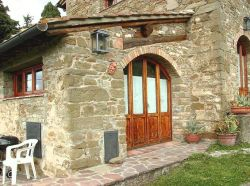 Agriturismo accommodation in Chianti