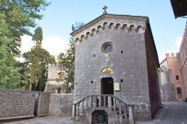 Chapel of San Jacopo exterior