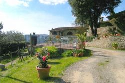 Poggio all'Olmo Chianti holiday accommodations