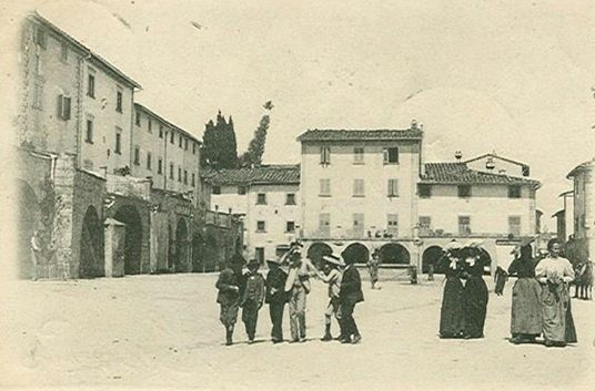 History of Greve in Chianti